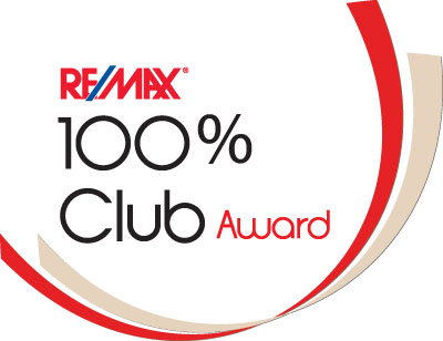 RE/MAX 100 Percent Award